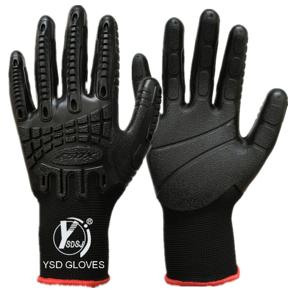 2016 New product TPE gloves