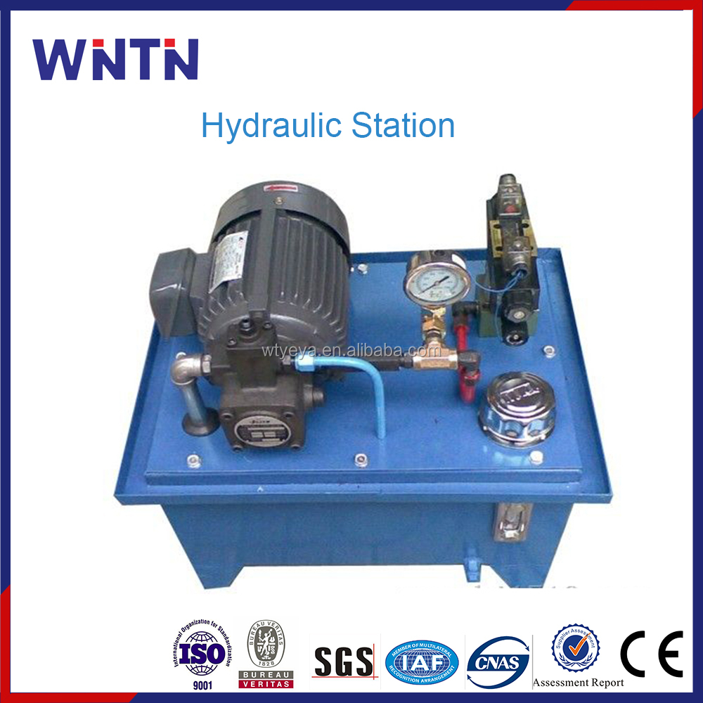 Mobile DC24Voltage Hydraulic Power Pack for Dump Trailer WINTIN HIGH QUALITY