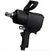 "200B01B2 Heavy duty industrial pistol type 1"" twin hammer air/pneumatic impact wrench"