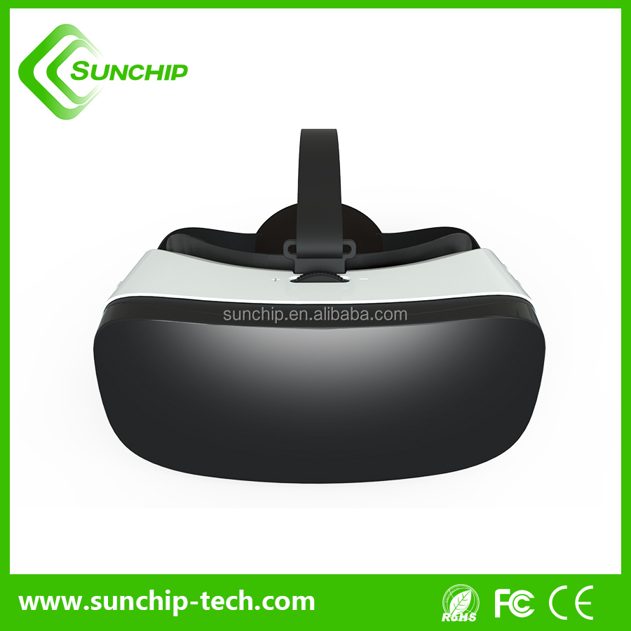 Hot sale 3d glasses rk3288 1920*<strong>1080P</strong> all in one VR box headset