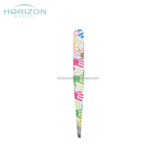 Hot Selling Stainless Steel Eyebrow Tweezers As Promotion Gift