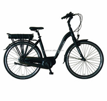 AF7058 36V high speed Li-battery city e bike bicycle in 8 speed