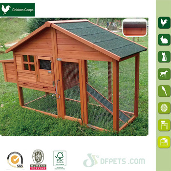 Cheap Wooden House Design For Chicken