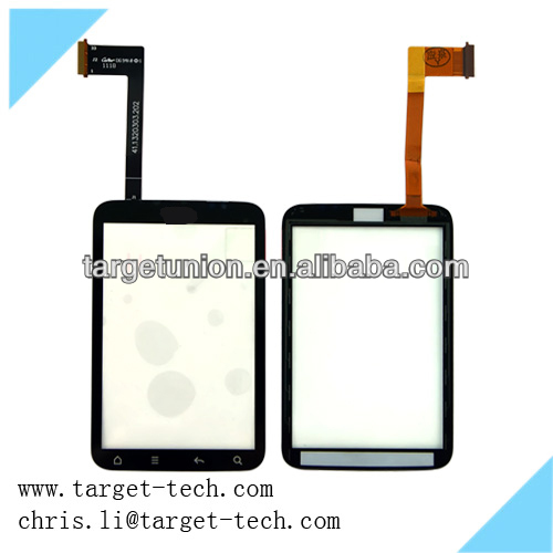 China parts for HTC Wildfire s a510e g13 touch screen digitizer assembly