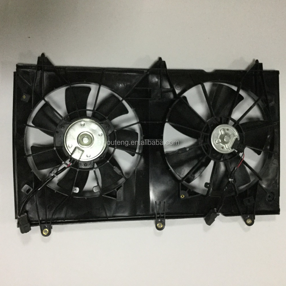 High Performance Electric Car Radiator Cooling Fan For HD ACCORD 2003-2004 OEM: 19015-PAA-A01
