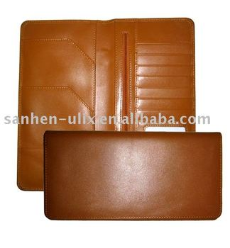 Genuine leather wallet, Available in Various Colors and Sizes,