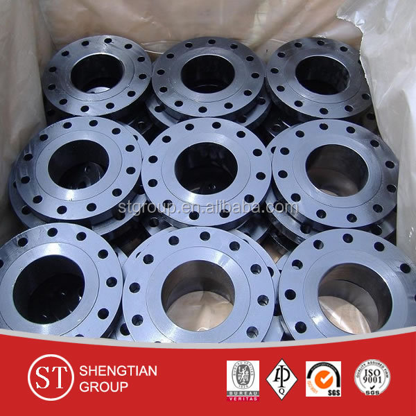 ASTM F316L CL150/300/600/900 Stainless Steel Weld Neck/Blind Flange