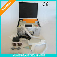 NEW nd yag tattoo / wart removal laser beauty machine