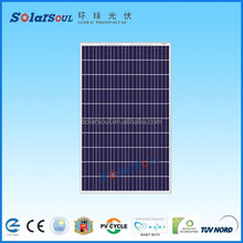 Best quality factory direct sales 250w 24v amorphous panel solar panel price with tuv ul and product warranty