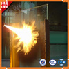 Fire Glass for Fireplace, Tempered crashed Glass