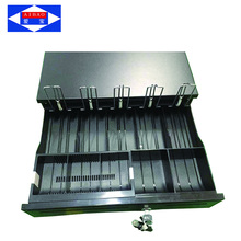 Metal pos cash drawer with RJ11 or USB port