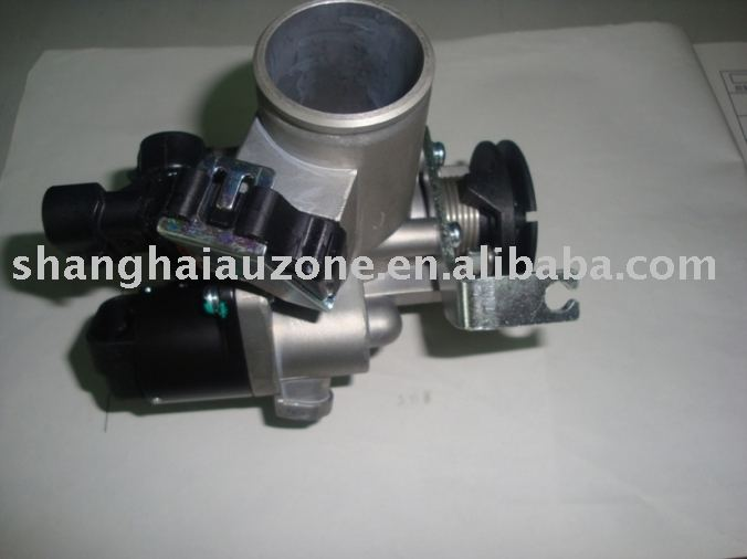 ATV and Scootor throttle body assembly