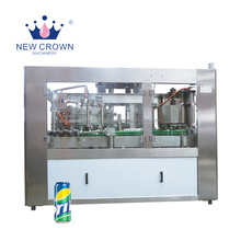 Factory price Automatic Soft drink canning machine