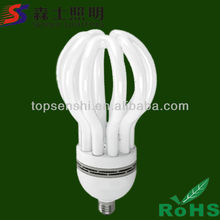CFL lotus electricity saving lamps/6500K High Lumen Lotus CFL Lamp In India
