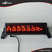LED Sign display board