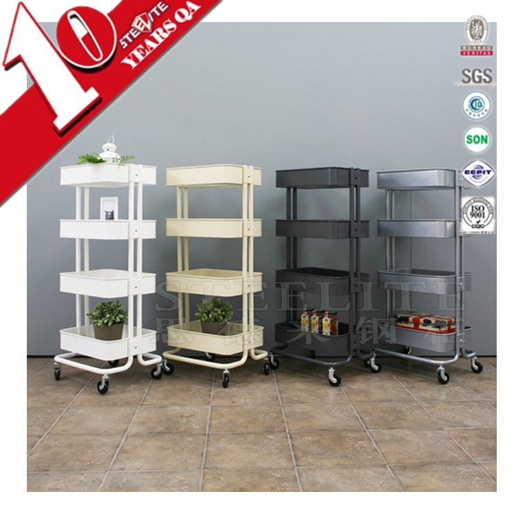 Wholesaler Rolling Parts Cart for Home Use