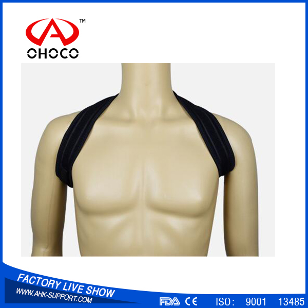 Hot product Details about Posture Corrector Support Clavicle Thoracic Spine Fracture Brace