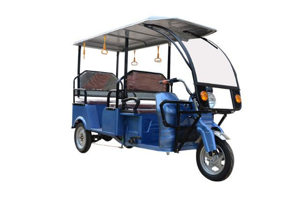 Bajaj Auto Taxi Tricycle/ Electric Passenger Auto Rickshaw