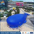 newest most popular inflatable big whale amusement park inflatable funny city with factory price