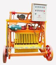 QMY4-45 Movable Block Machine concrete raw material