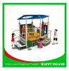 2015 Hot Selling Factory Directly Supply Outdoor Play Equipment For Toddlers Outdoor Wooden Playsets