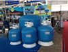 Factory 2014 Excellent Fiberglass sand filter combo/house use sand filter