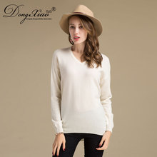 Custom Latest Designs Winter Ladies Plain Cashmere Wool Knitted Fashion Women Pullover Sweater