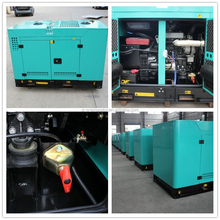 220v diesel electric silent generators 10k