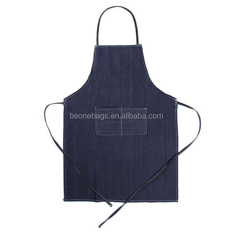 Custom Made Took Work Unisex Gender Cotton Denim Apron