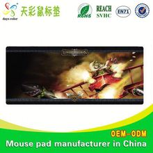 Pu Mouse Pad Manufacture Very Cheap Purple Price Custom