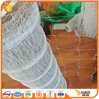 Wear-resisting rose plant plastic support climbing net