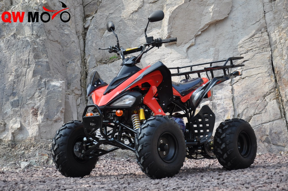 150cc Cheap gas powered automatic 4 wheeler GY6 150cc atv for Adult with the best price for sale