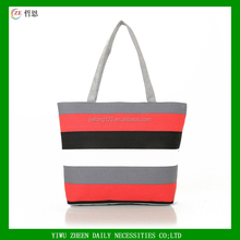New Fashion Striped Totes Women Canvas Handbags bags Messenger Purse Satchel Tote Shopping Handbag