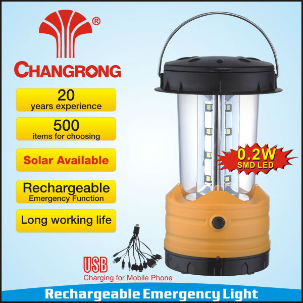 Portable USB camping lights 16pcs led mobile charging&USB charging