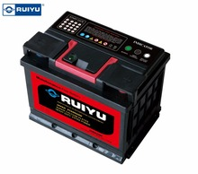 Maintenance free battery car and truck batteries