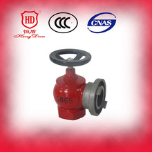 CCC approved high pressure water hose indoor fire hydrant