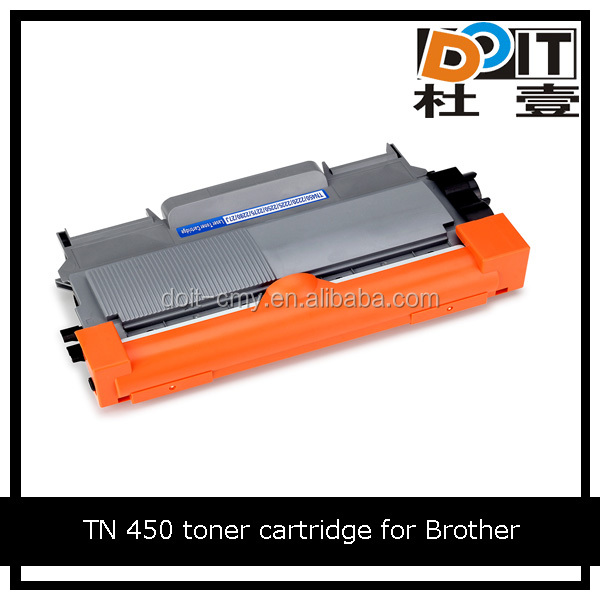 Top quality TN420/ TN450 toner cartridges new compatible for brother printer