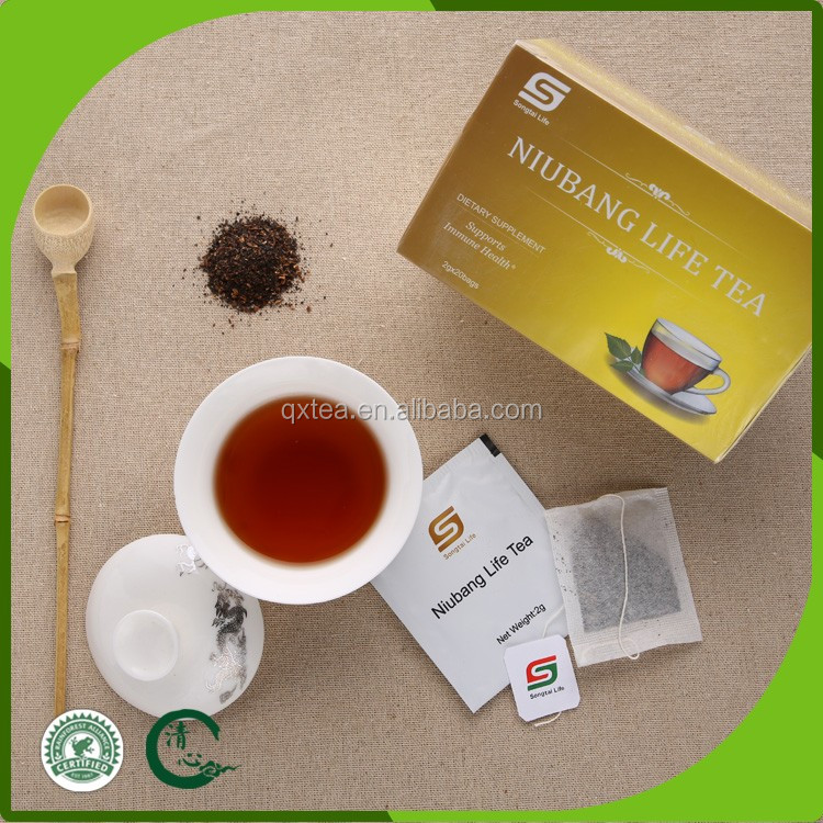 Herbal benefit slimming tea bag