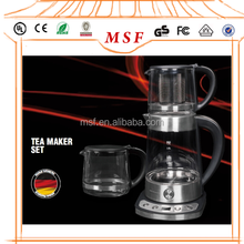 Electric Glass tea maker set