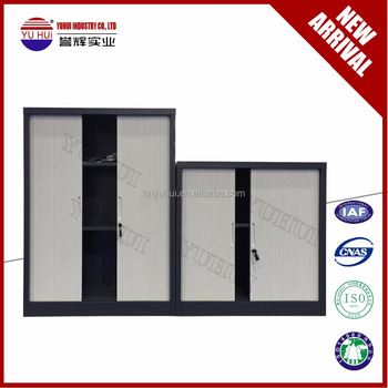 tambour door / roller shutter door office strorage filing cabinet