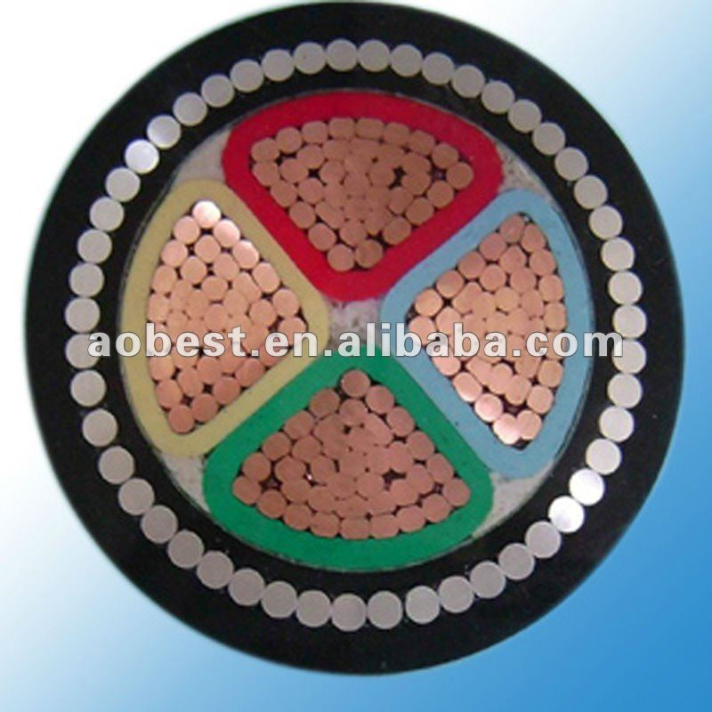 2012 China hot selling STA/SWA power cable for Africa