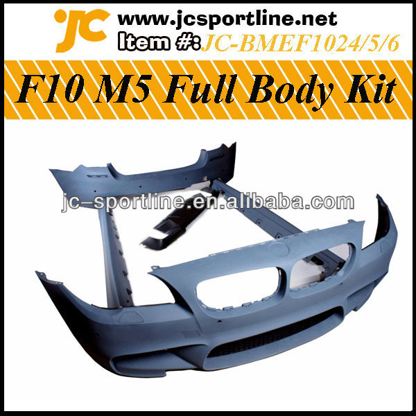 Hot Sale PP M5 F10 Car Tuning Body Kit For BMW