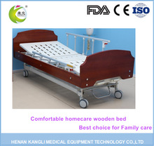 Wooden head &foot board home care /nursing bed producer