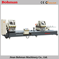 Aluminum/pvc window double heads aluminum cutting saw