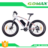 Downhill Mtb Electric Bike e Bycicle With Pedals Fat Tire Mountain Electric Bicycle bike
