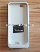 Power Bank 2200mah Compatible for iPhone 5 Color White
