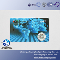 Jinfeiyang plastic business cards with competitive price