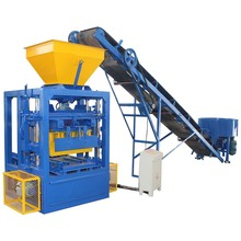 hollow plastic molds brick concrete wall block making machine