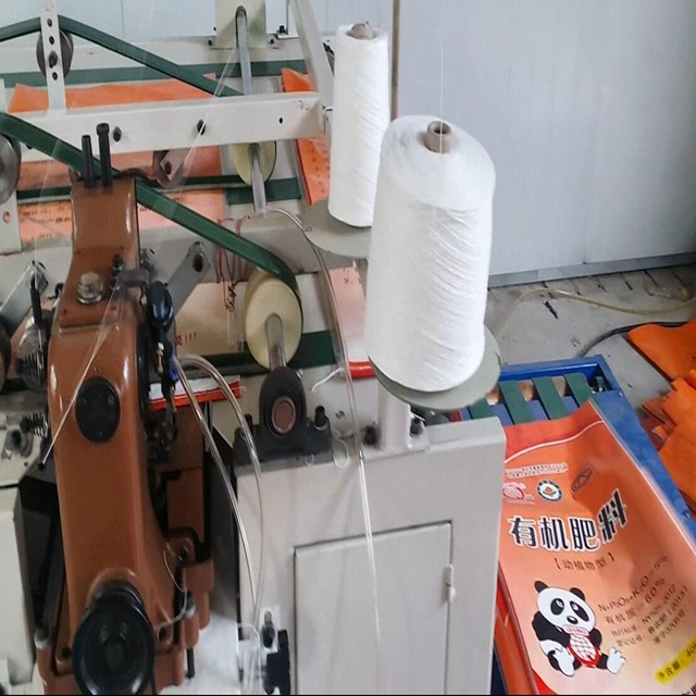 25kg bagging machine animal feed packing bag automatic cutting machine