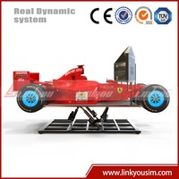 Factory Direct Sale Cheap Price for simulator moto machine with Racing car high speed